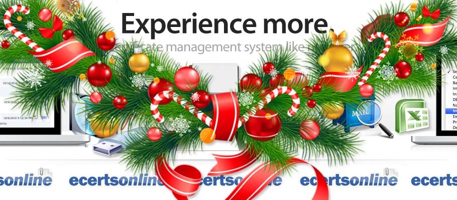 Experience More Xmas15