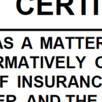 <b>Certificates of Insurance Can Create Coverage</b>